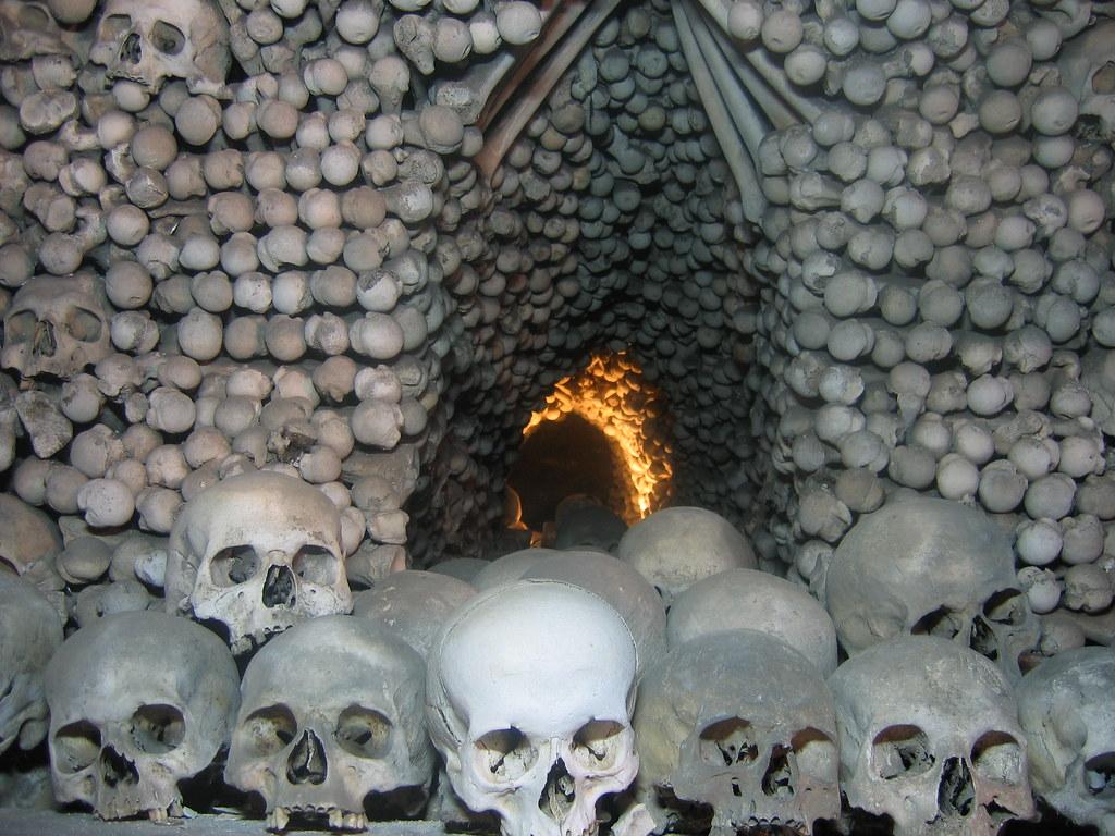 Sedlec Ossuary, Kutna Hora