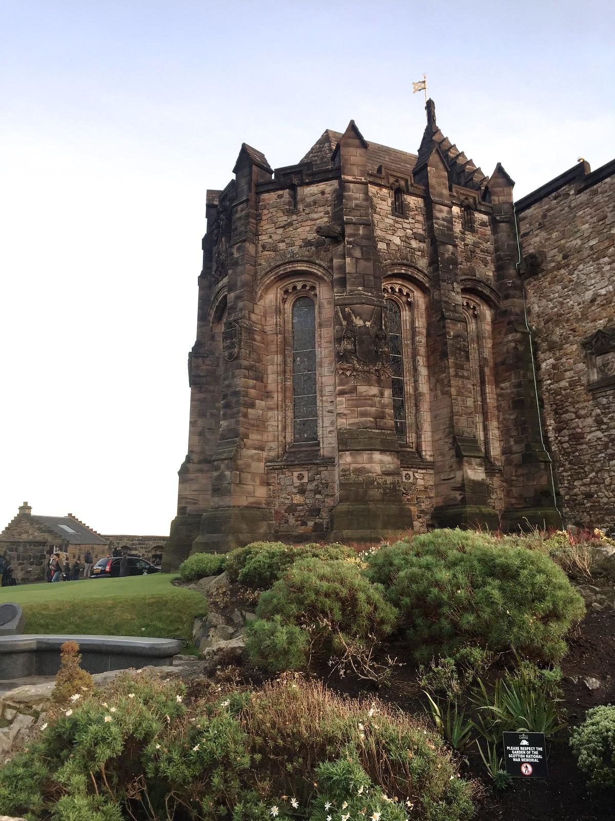 Edinburgh Trip 2016