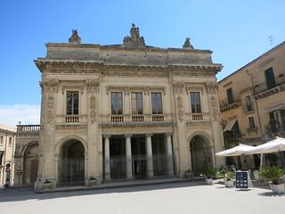 Teatro Comunale Vittorio Emanuele, Noto