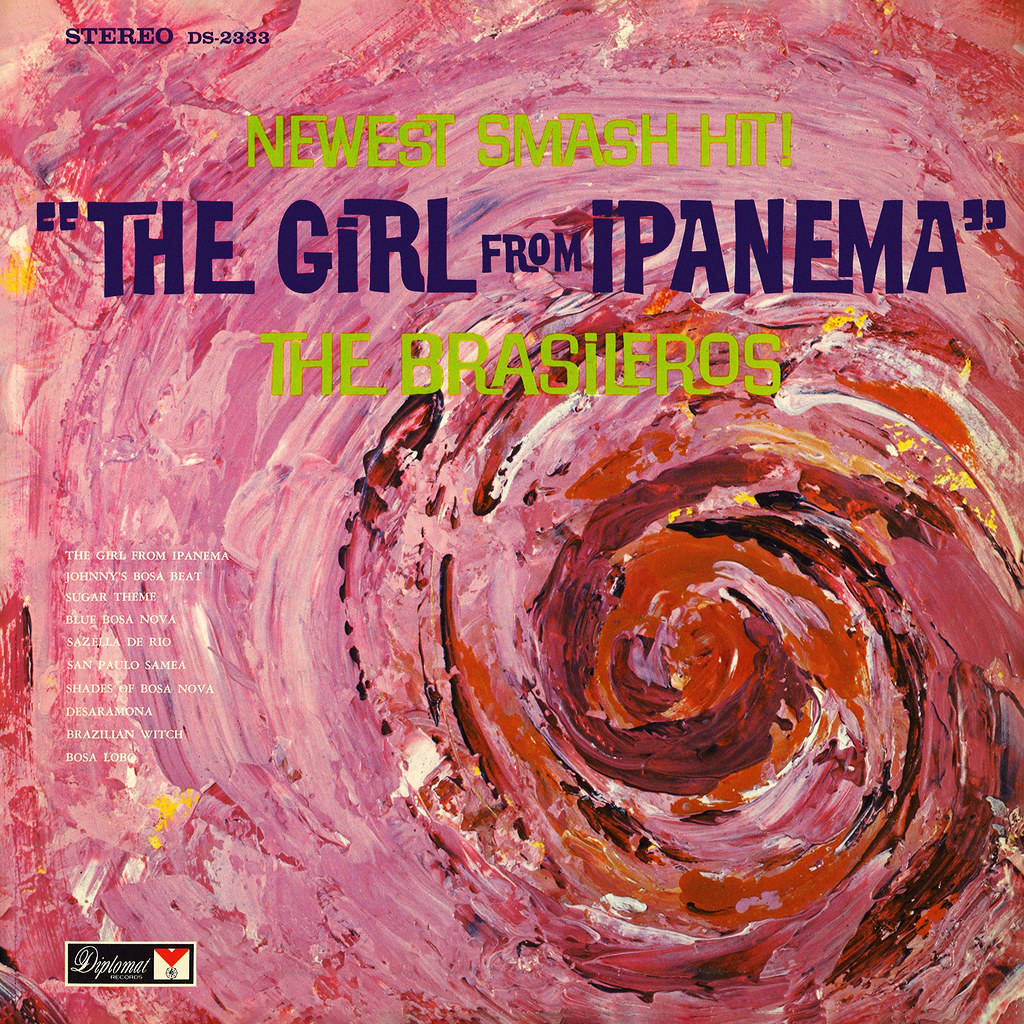 The Brasileros - The Girl From Ipanema