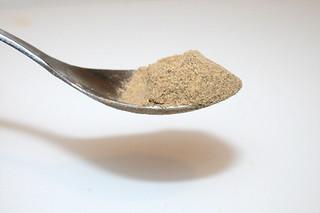 20 - Zutat Kardamom / Ingredient cardamom