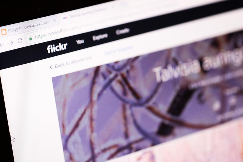 Kuvien lisääminen blogiin Flickrin kautta-3600