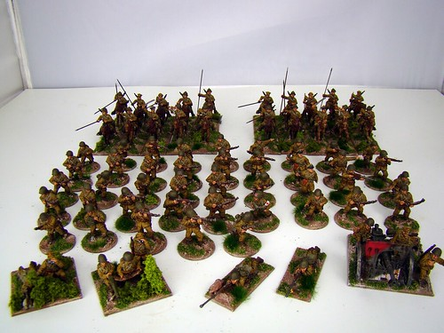 Bolt Action - Polish Tournament Army