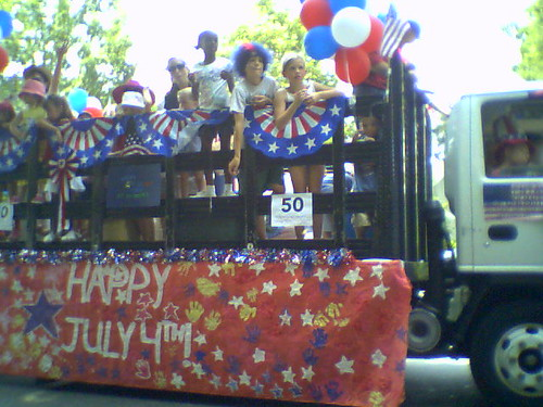 4th of July Parade | by Carly & Art