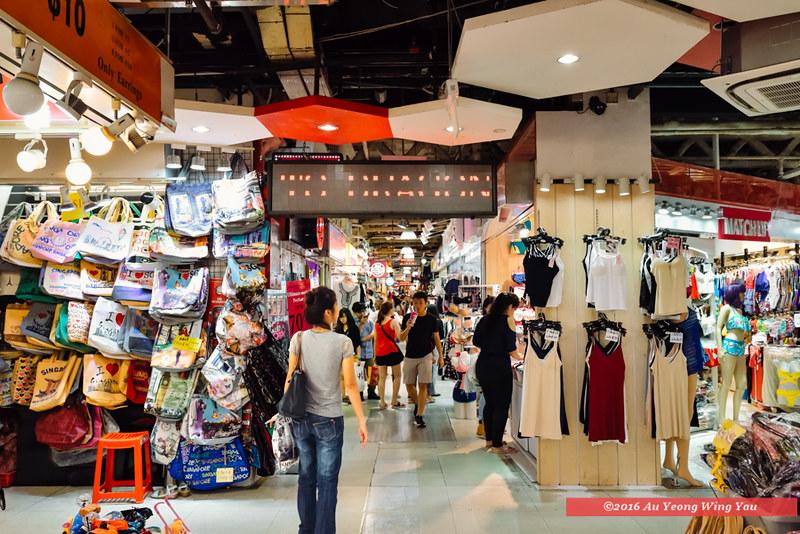 Singapore 2016: Bugis Street Bazaar - An Entrance