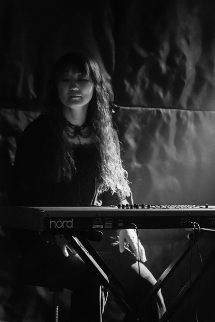 O.E. Gallagher live at Outbreak, Tokyo, 23 Dec 2016 -00186
