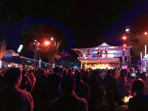 Koh Samui Chaweng 3days before countdown2017