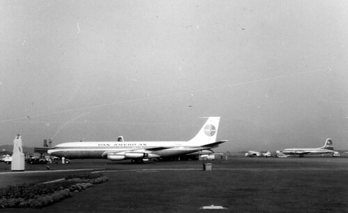 London Airport 1960 | by PhillipC