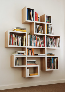 Book-shelf | by disturbance