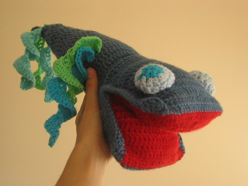 The fish i did it for a two year old friend catarina for 94 1 the fish