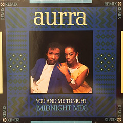 AURRA:YOU AND ME TONIGHT(JACKET A)