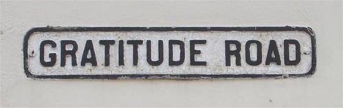 Gratitude Road