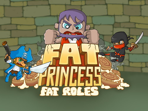 "Fat Princess ""Fat Roles DLC"" for PS3 