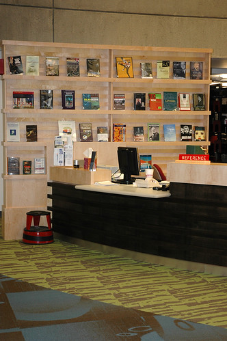 Book & Video Displays | by Sinclair Library