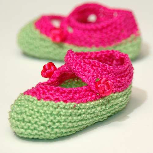 baby booties | by theresekng