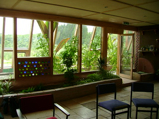 Earthship Interior | by London Permaculture