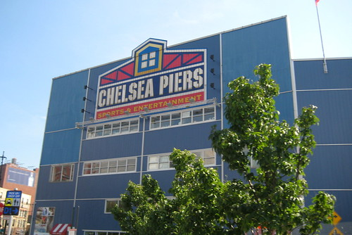 NYC - Chelsea: Chelsea Piers | by wallyg