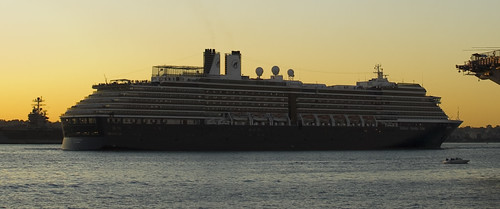 Cruise Ship departing | by Brian Reynolds