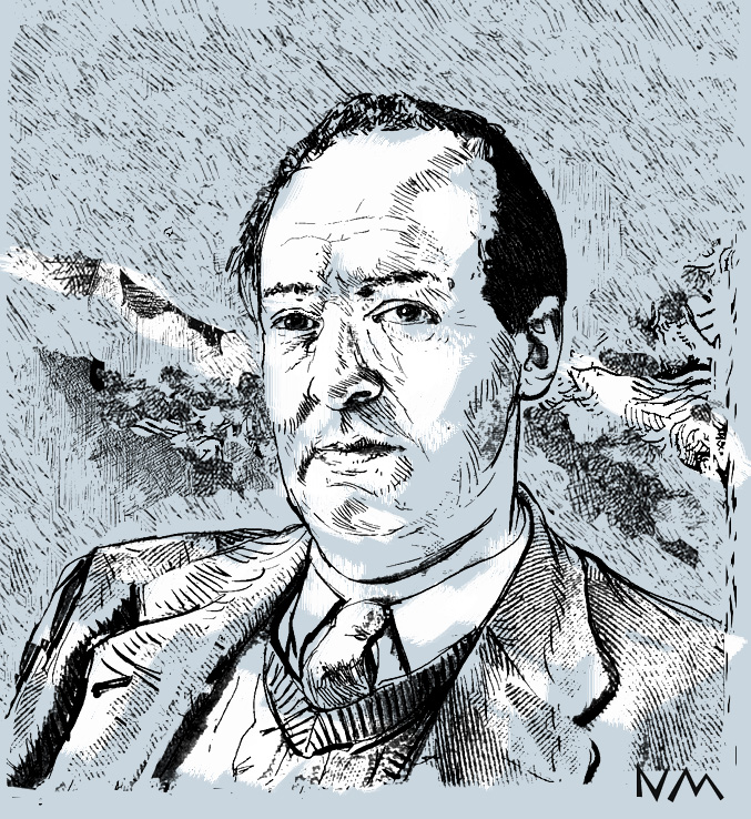 VLADIMIR NABOKOV  ( Russian/ American Writer)--by special request . . .
