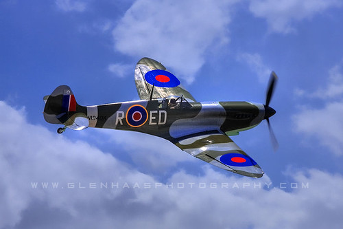 Spitfire | by glenhaas309