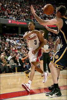Telfair Passes | by Cavs History