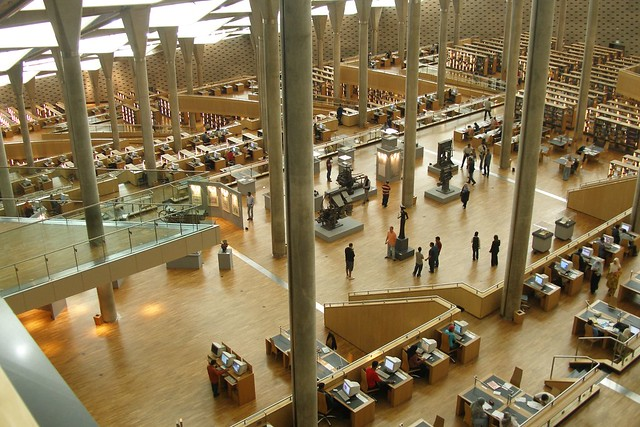 Bibliotheca Alexandrina (2007-05-030)