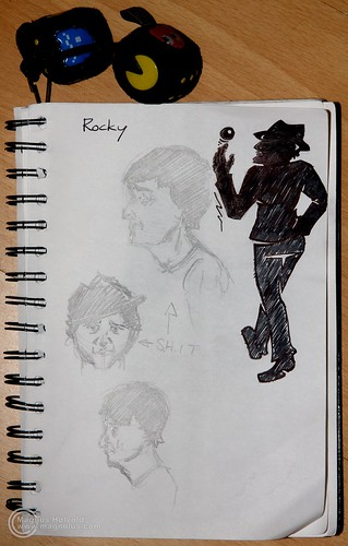 rocky-sketches | by Magnulus