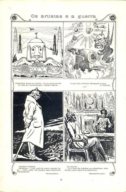 Ilustração Portugueza, No. 465, January 18 1915 - 24