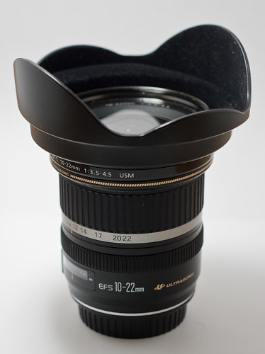Canon EF-S 10-22mm f/3.5-5.6 USM review | by Christian Wiedel