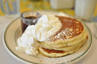 buttermilk pancakes | by ornithes