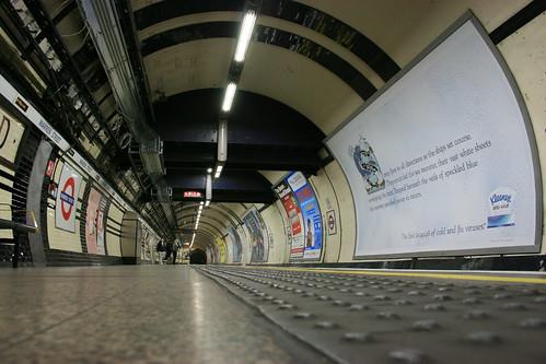 Warren Street Station TFL