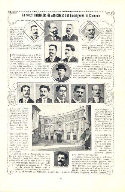 Ilustração Portugueza, No. 465, January 18 1915 - 6