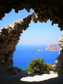 Monolithos - Rhodes, Greece | by pantherinia_hd Anna A.
