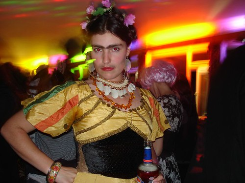 Frida likes to party | by melita_dennett