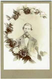 Memorial Cabinet Card, Anonymous Man | by mrwaterslide