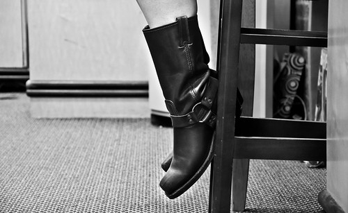 Frye Harness Boots | by jronaldlee