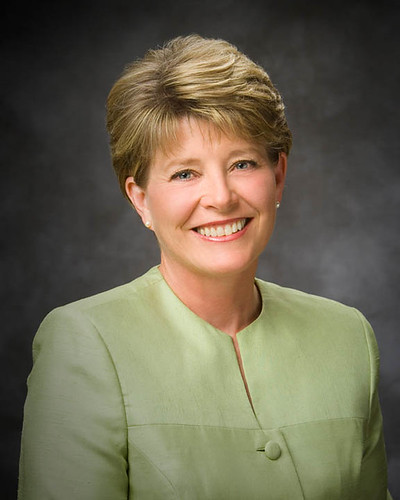 Mary N. Cook, Second Counselor Mormon Young Women General Presidency | by More Good Foundation