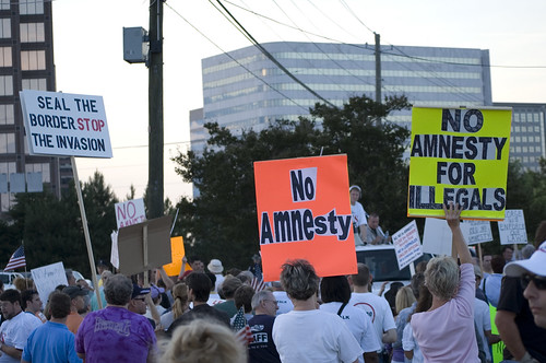 That's right, no amnesty! | by MikeSchinkel