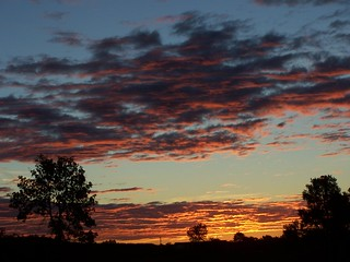 Sept. 5, 2007 Sunrise (1 in a series of 5) | by Clyde's Pics
