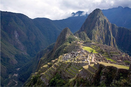 Machu Picchu (The Lost City of the Incas) | by Luke Redmond