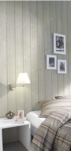Mur de lambris pour la chambre castorama flickr - Armoire chambre castorama ...