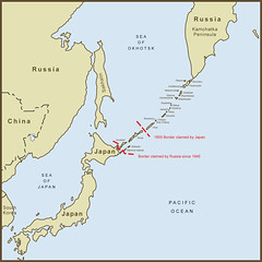 45. Kuril Islands. The World Atlas. - David Rumsey Historical Map ...