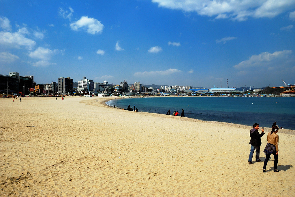 Ilsan Beach (일산해수욕장)
