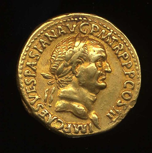 Vespasian | by portableantiquities