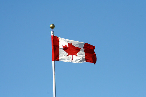 Canadian flag | by Zanastardust