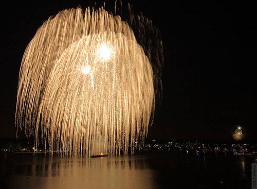 Kaboom over Navesink | by wmliu