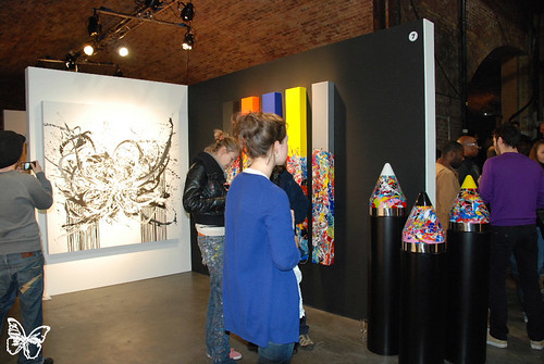 Moniker Art Fair 2010 | by Butterfly Art News