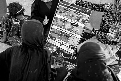 B - Mine Risk Education, Iraq | by United Nations Development Programme