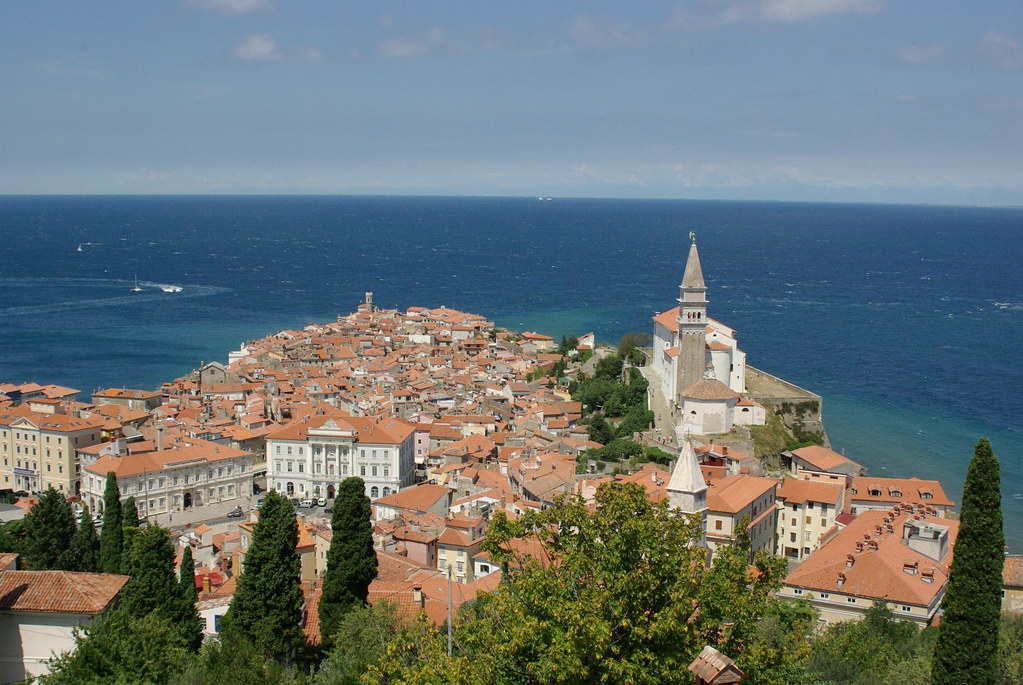 Piran - Old Town With Unique Cultural Heritage