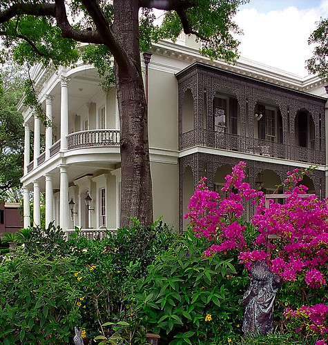"New Orleans - Garden District ""Walter-Grinnan Robinson House"" 